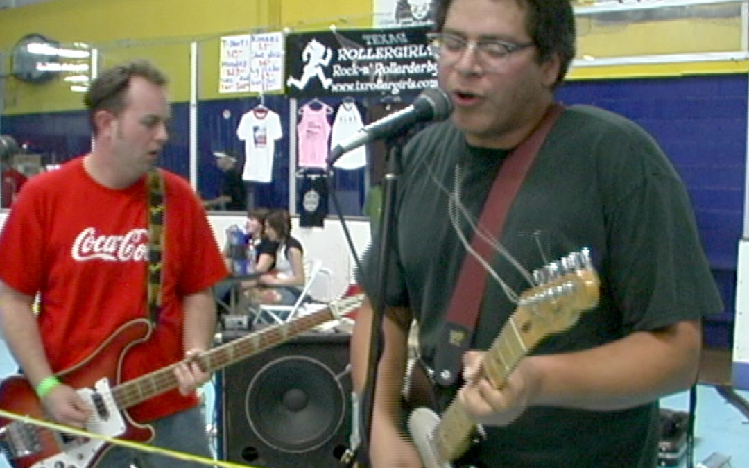 "Knockout Pills – ""Riding Backwards on the Moon"" 2/26/06 – Music Video"