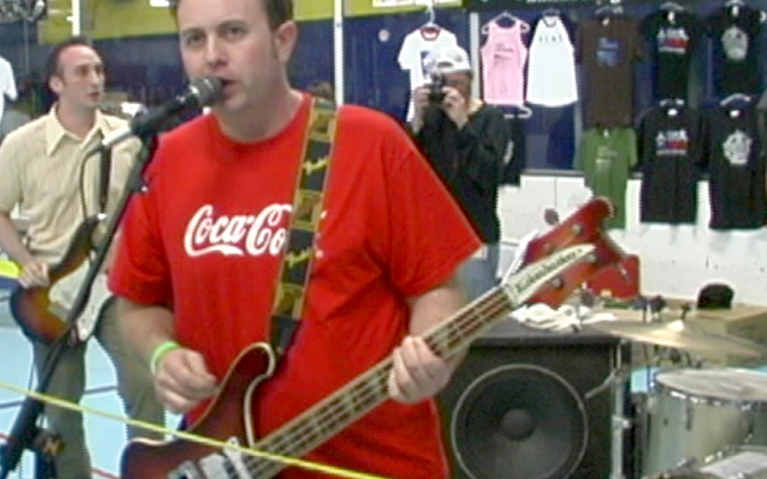 """Knockout Pills – """"A Wink and a Nudge"""" 2/26/06 – Music Video"""