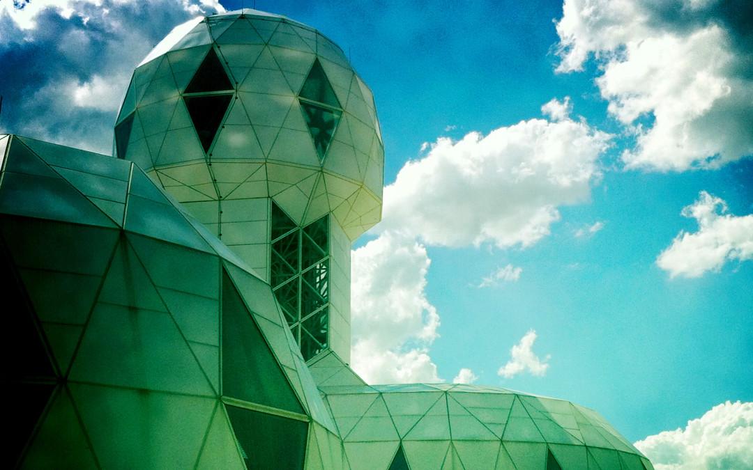 iPhone Hipstamatic: Biosphere II – Photography