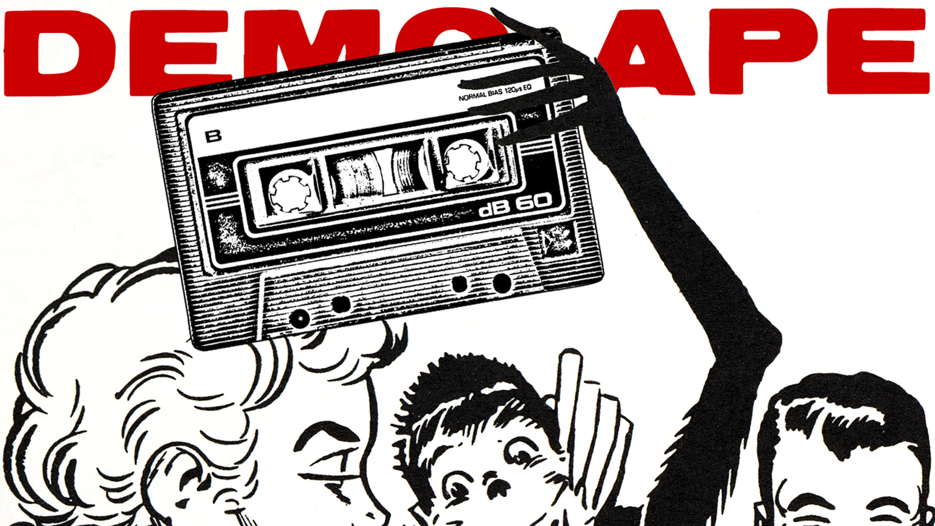 Demo Ape - Digitized 90's Demo Tapes