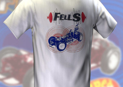 The Fells - Amped T-Shirt