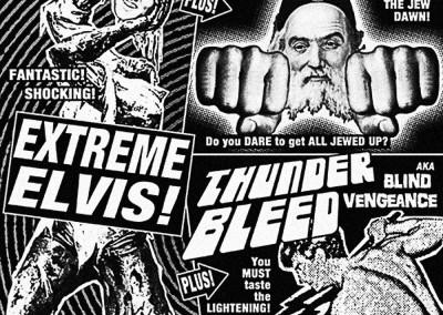 Extreme Elvis, Jewdriver, Thunder Bleed aka Blind Vengeance - May 10, 2003