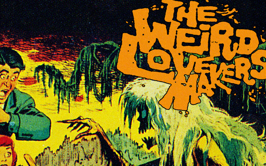 The Weird Lovemakers – Graphic Design