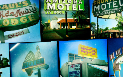 Tucson Motels Are Anxious for Your Patronage – Photography