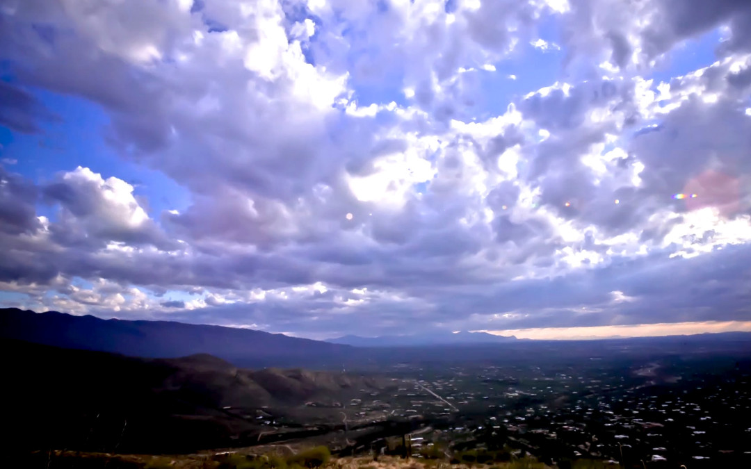 Tucson Winter Time Lapse – Time Lapse Short Film