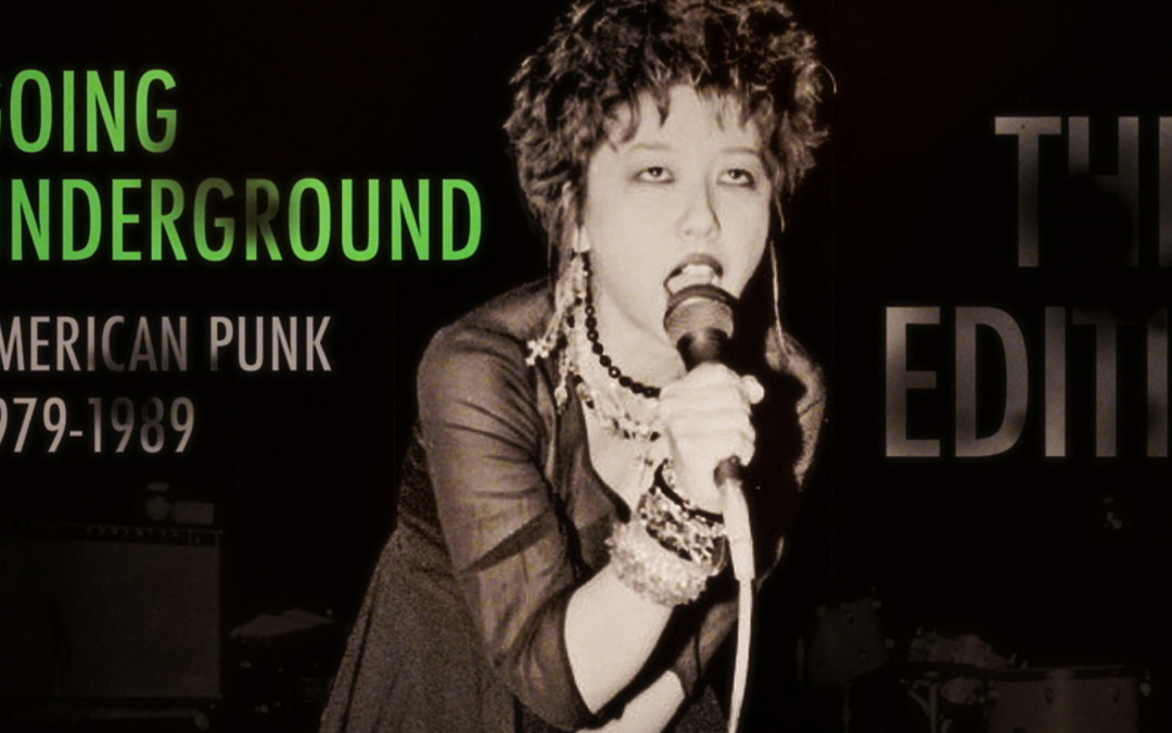 Going Underground: American Punk 1979-1989 – Kickstarter Video