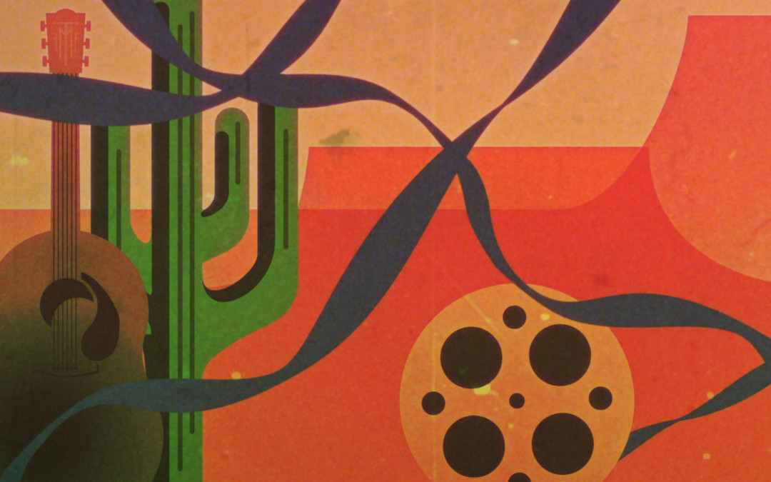 Tucson Film and Music Festival – 2013 Animated Motion Graphics Intro