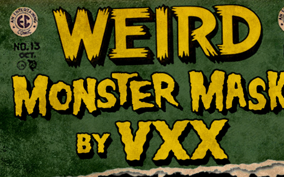 VXX-FX Monster Masks – Graphic Design