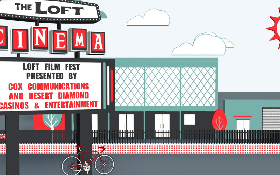 Loft Film Fest 2014 – 3D Animated Promotional Commercial