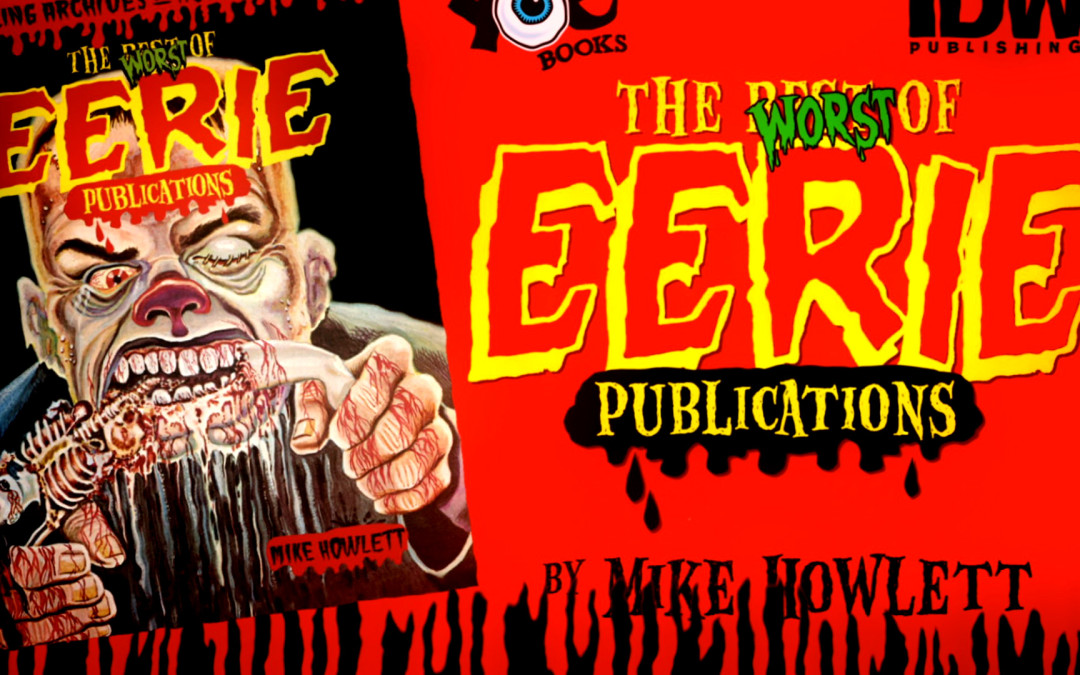 The Worst of Eerie Publications – Book Commercial