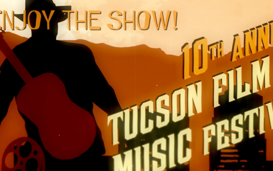 Tucson Film and Music Festival – 2014 Animated Spaghetti Western Style Intro