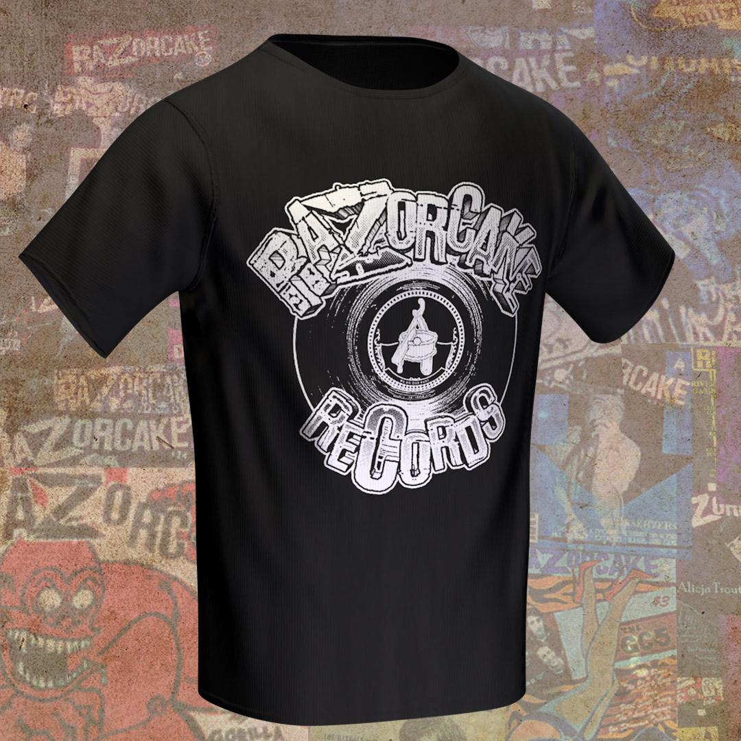 Razorcake Records - T-Shirt Design