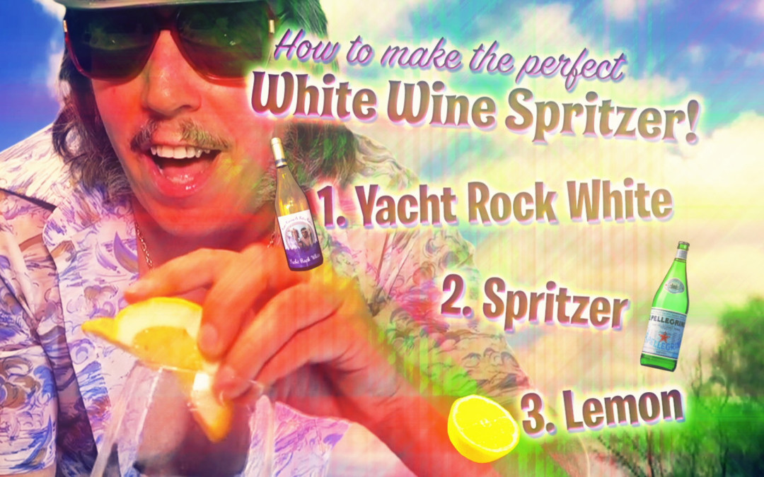 Yacht Rock White – Bottle Release Party – Promo Spot