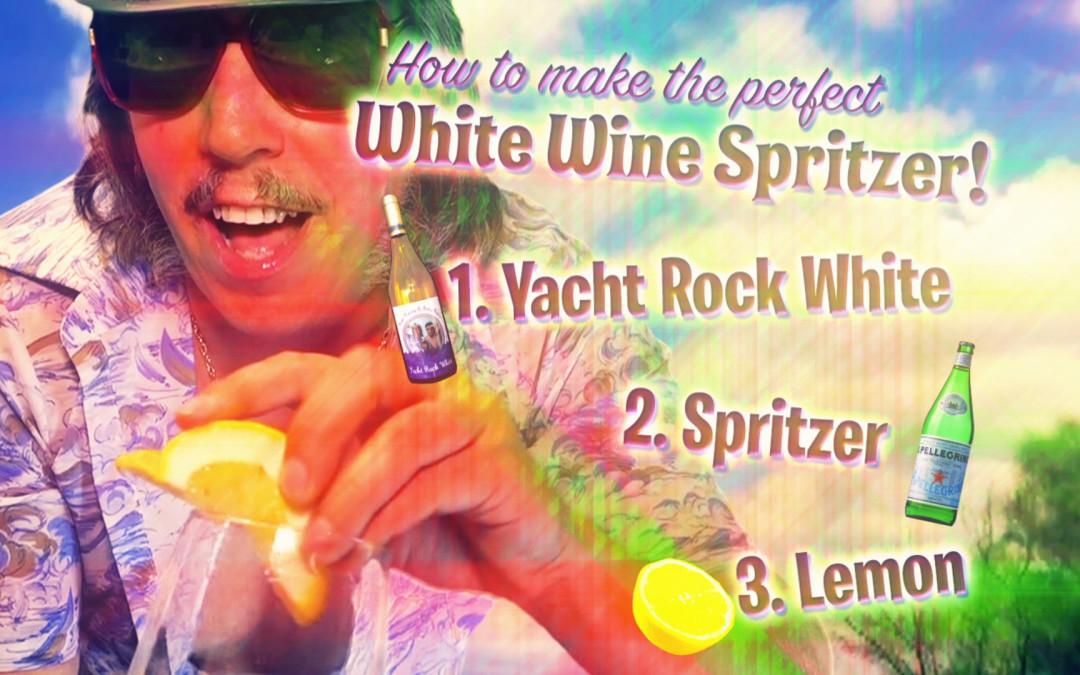 Yacht Rock White – Bottle Release Party – Promo Spot