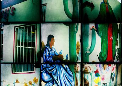 Nuestra Seora de Guadalupe Visits S 6th