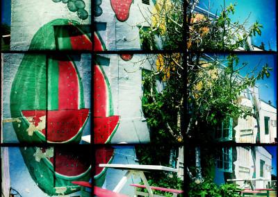 Raspado Mural