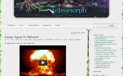 Teleomorph