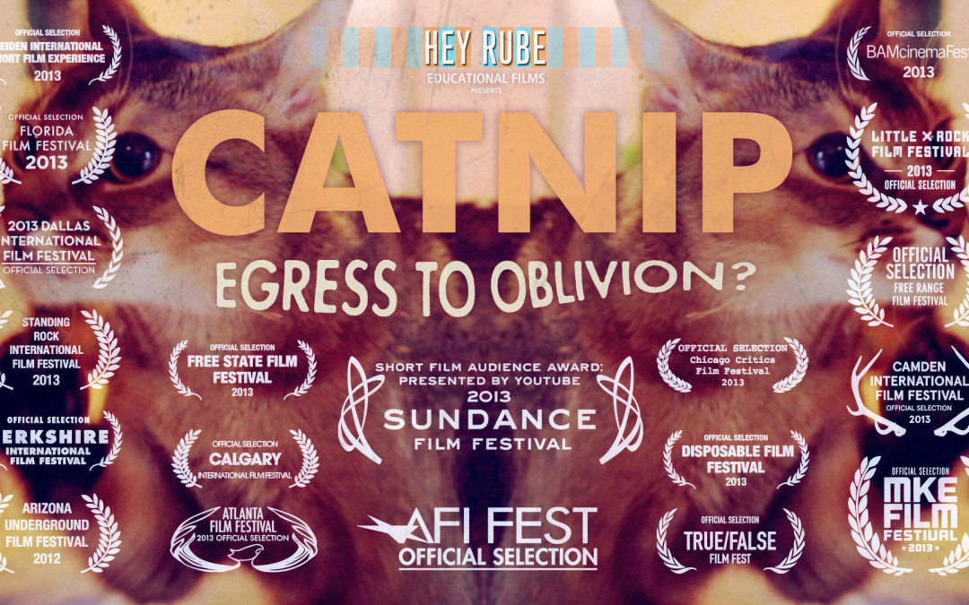 Catnip: Egress to Oblivion? [Classroom Drug Educational Film]