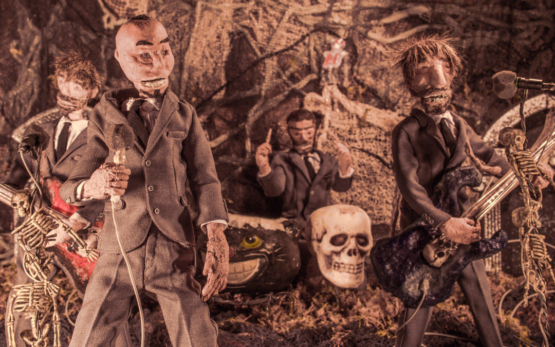 The Heavy – Can't Play Dead — Stop Motion Music Video