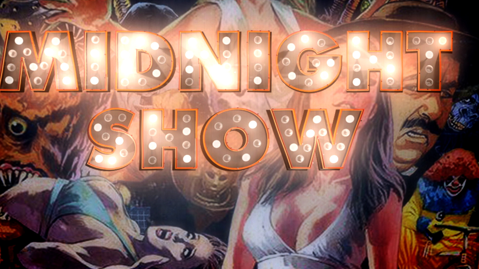 Midnight Show – Teaser Trailer – 3D Motion Graphics