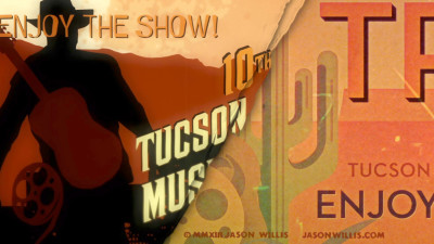 Tucson Film and Music Festival – Animated Promotional Videos