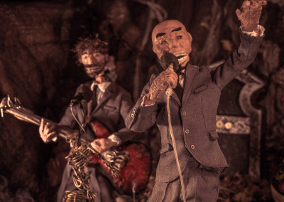 Scene 33 - Dan Taylor and Kelvin Swaby
