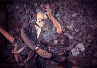Scene 36 - Skeleton Ballet
