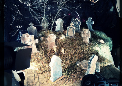 BTS 22 - Rising from the grave