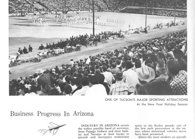 1961 Tucson Rodeo Program Page 10