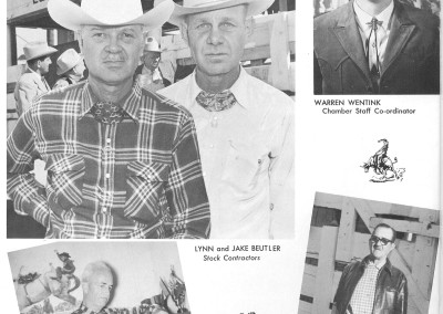 1961 Tucson Rodeo Program Page 26