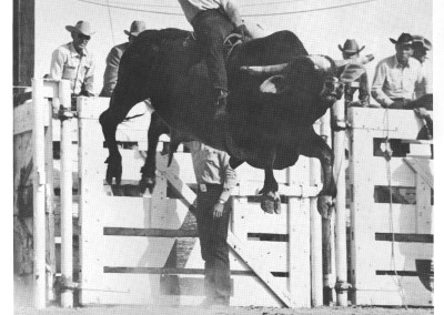1961 Tucson Rodeo Program Page 27
