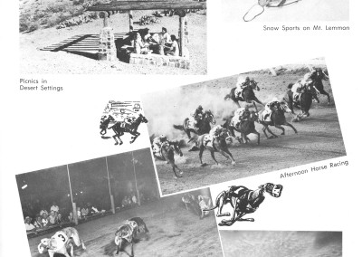 1961 Tucson Rodeo Program Page 29