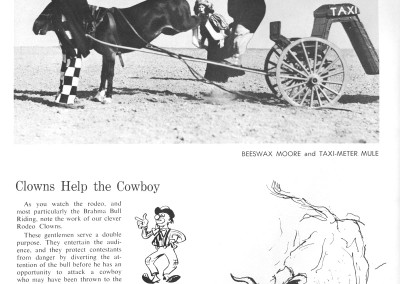 1961 Tucson Rodeo Program Page 32