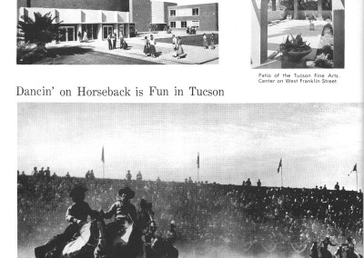 1961 Tucson Rodeo Program Page 40