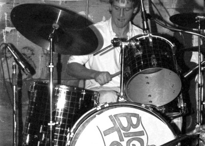 Big Toe live at the Outhouse in Lawrence, KS, December 1986 - Bill Colburn