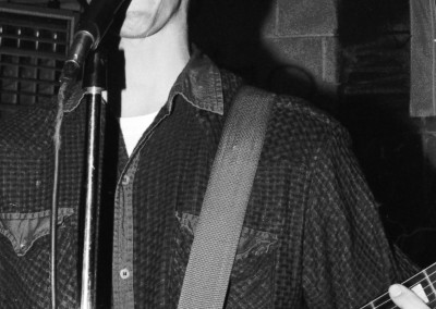Big Toe live at the Outhouse in Lawrence, KS, December 1986 - Burnie Booth
