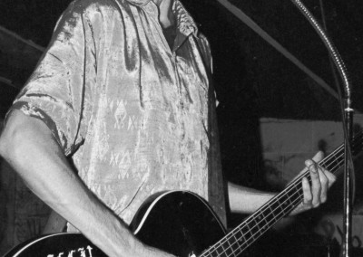 """Big Toe live at the Outhouse in Lawrence, KS, December 1986 - Jeff """"Chubby"""" Smith"""