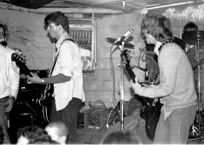 Brompton's Cocktail live at the Heartland Skaters benefit show at the Outhouse, Sat Feb 8, 1986 - 02 by Jason Willis