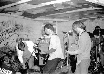 Brompton's Cocktail live at the Heartland Skaters benefit show at the Outhouse, Sat Feb 8, 1986 - 03 by Jason Willis