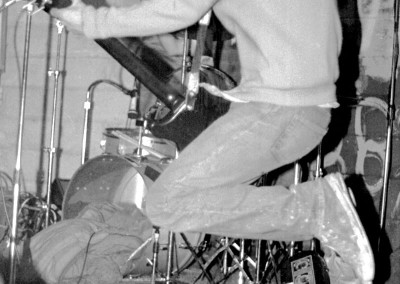 Brompton's Cocktail live at the Heartland Skaters benefit show at the Outhouse, Sat Feb 8, 1986 - 04 by Jason Willis