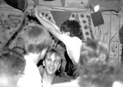 Brompton's Cocktail live at the Heartland Skaters benefit show at the Outhouse, Sat Feb 8, 1986 - 05 by Jason Willis