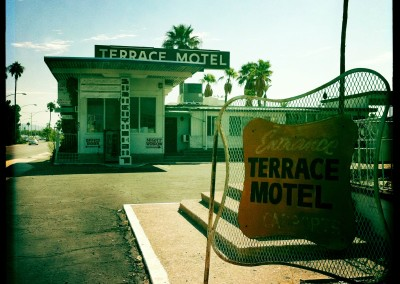 Car ports are included with your stay at the Terrace Motel.