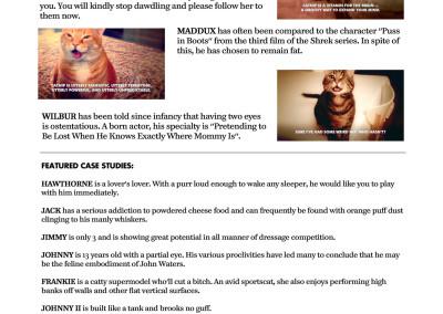 Catnip: Egress to Oblivion? - EPK 04