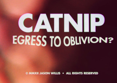 """Catnip: Egress to Oblivion?"" - Still 04"