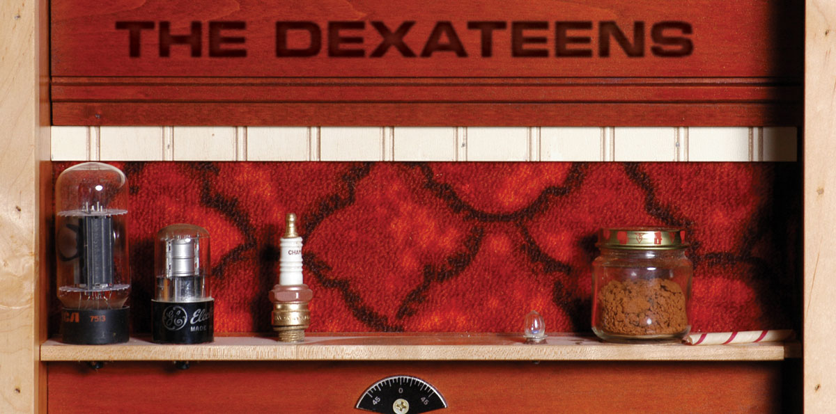 Dexateens, The - Red Dust Rising