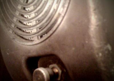 Drive-In Speaker by Jason Willis