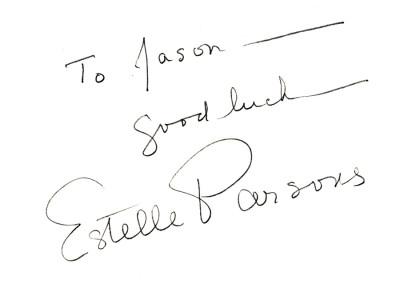Estelle Parsons, 1983