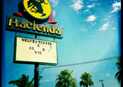 Hacienda offers WKLY RATES $150 & AIL 0 Y $5