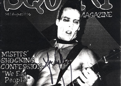 Jerry Only, Misfits 1996