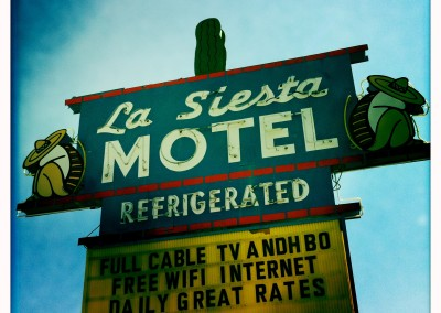 La Siesta Motel is pleased to offer free wifi internet.